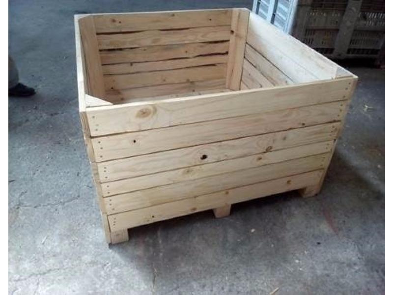 Bins madera